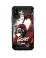 Daredevil In Action iPhone XS Max Cargo Case