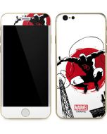 Daredevil Jumps Into Action iPhone 6/6s Skin