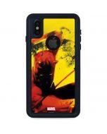 Daredevil Strikes iPhone XS Waterproof Case