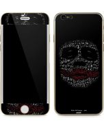 Joker- Put a Smile On That Face iPhone 6/6s Skin