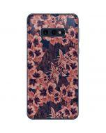 Dark Tapestry Floral Galaxy S10e Skin