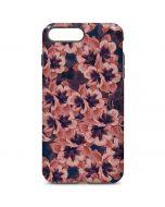 Dark Tapestry Floral iPhone 7 Plus Pro Case