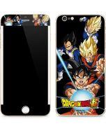 Dragon Ball Super iPhone 6/6s Plus Skin
