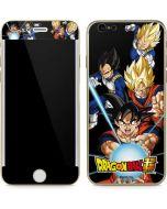 Dragon Ball Super iPhone 6/6s Skin