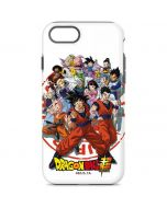 Dragon Ball Super Group iPhone 8 Pro Case