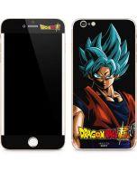 Goku Dragon Ball Super iPhone 6/6s Plus Skin