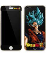 Goku Dragon Ball Super iPhone 6/6s Skin