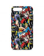 DC Bombshells All Over Print iPhone 7 Plus Pro Case