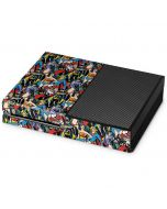 DC Bombshells All Over Print Xbox One Console Skin