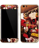 Deadpool Chimichangas iPhone 6/6s Skin