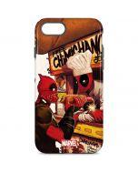 Deadpool Chimichangas iPhone 8 Pro Case