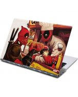 Deadpool Chimichangas Yoga 910 2-in-1 14in Touch-Screen Skin