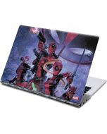 Deadpool Corps Yoga 910 2-in-1 14in Touch-Screen Skin