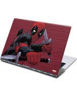 Deadpool Dual Wield Yoga 910 2-in-1 14in Touch-Screen Skin
