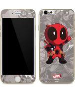 Deadpool Hello iPhone 6/6s Skin