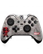 Deadpool Hello Xbox One Elite Controller Skin