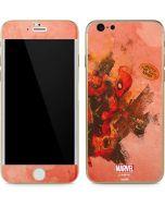 Deadpool Nerd iPhone 6/6s Skin