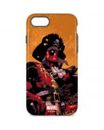 Deadpool Shiver Me Timbers iPhone 8 Pro Case