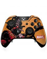 Deadpool Shiver Me Timbers Xbox One Elite Controller Skin