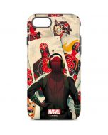 Deadpool Target Practice iPhone 8 Pro Case