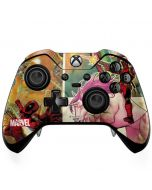 Deadpool Unicorn Xbox One Elite Controller Skin