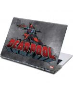 Deadpool Unsheathed Yoga 910 2-in-1 14in Touch-Screen Skin