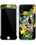 Defender Iron Fist iPhone 6/6s Skin