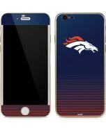 Denver Broncos Breakaway iPhone 6/6s Skin
