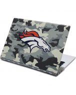 Denver Broncos Camo Yoga 910 2-in-1 14in Touch-Screen Skin