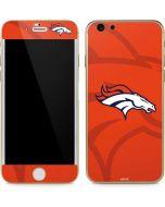 Denver Broncos Double Vision iPhone 6/6s Skin