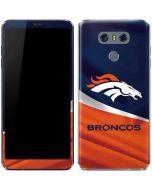 Denver Broncos LG G6 Skin