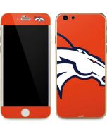 Denver Broncos Large Logo iPhone 6/6s Skin