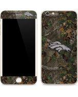 Denver Broncos Realtree Xtra Green Camo iPhone 6/6s Plus Skin