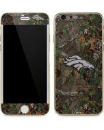Denver Broncos Realtree Xtra Green Camo iPhone 6/6s Skin