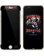 Denver Broncos Running Back iPhone 6/6s Skin