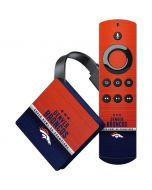 Denver Broncos Super Bowl 50 Champions Amazon Fire TV Skin