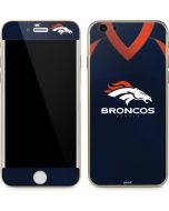 Denver Broncos Team Jersey iPhone 6/6s Skin