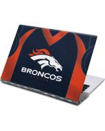 Denver Broncos Team Jersey Yoga 910 2-in-1 14in Touch-Screen Skin