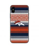 Denver Broncos Trailblazer iPhone XS Max Skin