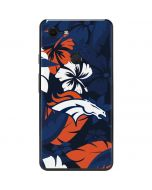 Denver Broncos Tropical Print Google Pixel 3 XL Skin