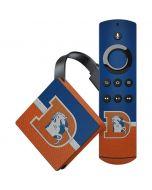 Denver Broncos Vintage Amazon Fire TV Skin