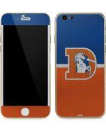 Denver Broncos Vintage iPhone 6/6s Skin