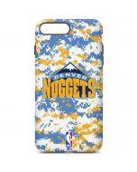 Denver Nuggets Digi Camo iPhone 7 Plus Pro Case