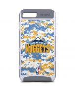 Denver Nuggets Digi Camo iPhone 8 Plus Cargo Case