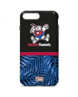 Denver Nuggets Retro Palms iPhone 7 Plus Pro Case