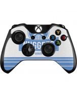 Denver Nuggets Static Xbox One Controller Skin