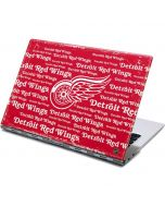 Detriot Redwings Blast Yoga 910 2-in-1 14in Touch-Screen Skin