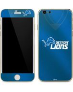 Detroit Lions Team Jersey iPhone 6/6s Skin