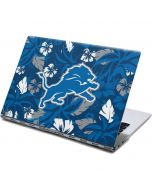 Detroit Lions Tropical Print Yoga 910 2-in-1 14in Touch-Screen Skin