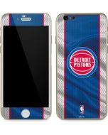 Detroit Pistons Away Jersey iPhone 6/6s Skin